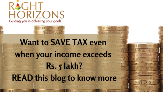 How to be tax-free with Income up to Rs 10 lakh - Right Horizons