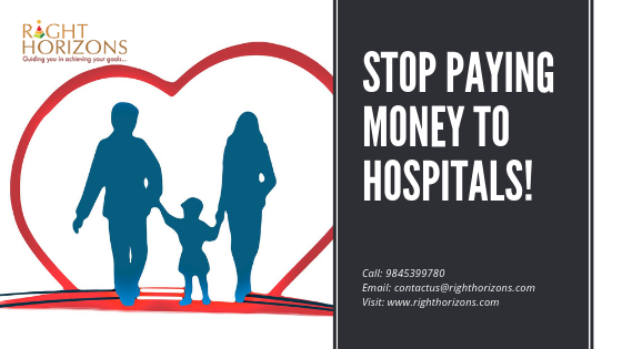 Stop paying money to hospitals